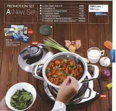 amc cuisine blue gourmet set set 2017 promotion amc cookware malaysia