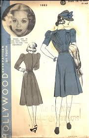 Nightingale Hollywood 98 Best Hollywood Patterns Images On Pinterest Vintage Sewing