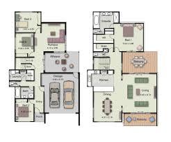 upside down floor plans house upside down living homes plans uk inverted roof grand