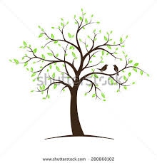 stylized tree stock images royalty free images vectors