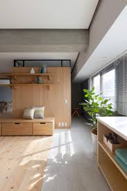 japanese home interior design home office designs built in shelving two apartments in modern