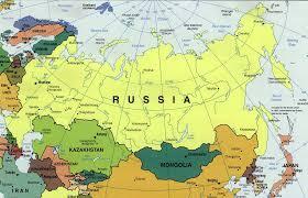 former soviet union map revolution