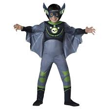 Target Halloween Costumes Boys Wild Kratts Boys U0027 Bat Costume Green Small Target