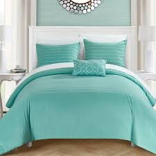 Duvet Cover Teal Chic Home Bea Duvet Cover Set U0026 Reviews Wayfair