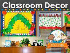 Primary Class Decoration Ideas Preschool Classroom Decorating Ideas Cdc Ideas Pinterest