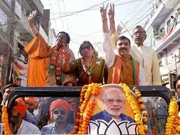 switch helped rita bahuguna joshi defeat aparna yadav with 33 000