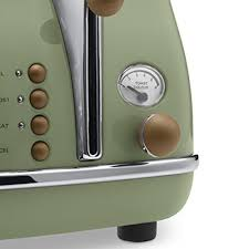 Delonghi Toaster Icona Sage U0026 Olive Green Kitchen Accessories My Kitchen Accessories