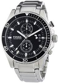 fossil bracelet men images Fossil men 39 s ch2935 wakefield stainless steel watch with link jpg