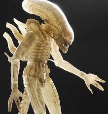 alien halloween prop alien 1979 monsters in motion movie tv collectibles model