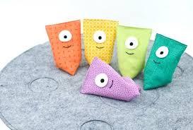 tutorial silly alien bean bag toss game u2013 sewing