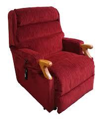 reclining lift chairs topform hartz recliner lift chair