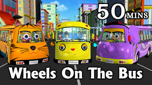 Halloween Movies For Kids On Netflix Wheels On The Bus Go Round And Round 3d Animation Kids U0027 Songs