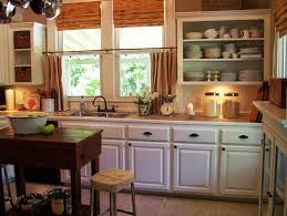 amish kitchen cabinets contemp shaker style kitchen makeover