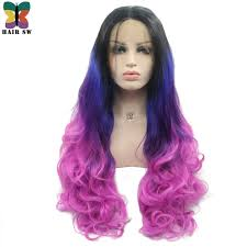 halloween city wigs online buy wholesale rainbow wig from china rainbow wig