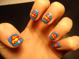 superman nails u2013 dazed u0026beautiful
