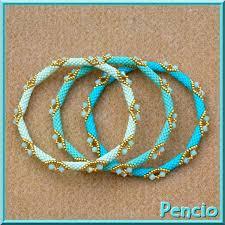 bead bangle bracelet images 91 best beaded bangles images tutorials beaded jpg