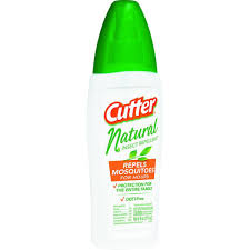 Mosquito Repellent For Home by Cutter 6 Oz Natural Insect Repellent Pump Hg 95917 The Home Depot