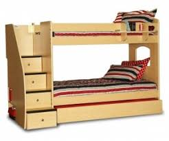 Bunk Bed With Stairs And Drawers Full Size Loft Bed With Stairs Foter