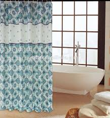 Matching Bathroom Window And Shower Curtains by Shower Curtain With Matching Window Curtain Shower Curtain With