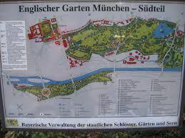 Munich Germany Map by Munich Online Travel Guide 2017 Munich English Garden In German