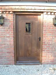 Exterior Back Doors Oak Exterior Doors Distinctive Country Furniture Limited