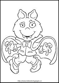 Halloween Bats Coloring Pages by Coloring Pages Halloween Bat