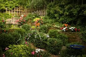 Botanical Gardens In Va Beautiful Gardens Secret Garden Grows In Unlikely Setting In