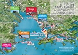 Zhuhai China Map by Mix Meetings