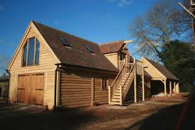 Courtyard Designs by Courtyard Designs Ltd Leominster Timber Frame Buildings Yell