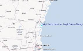 jekyll island map jekyll island marina jekyll creek tide station location