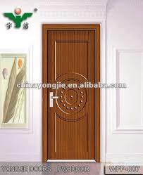 zhejiang yongkang ecological pvc wooden doors design catalogue