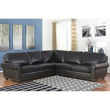 Costco Sofa Sectional by Delmar Top Grain Leather Sectional Living Room Set