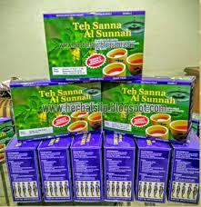 Teh Murah distributor teh sanna al sunnah murah teh sanna al sunnah