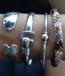 my third cape cod bracelet from eden hand arts the original and