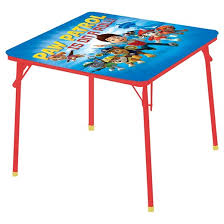 Target Table And Chairs Paw Patrol Table And Chair Set Of 3 Nickelodeon Target