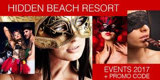 Halloween Costumes Promo Code Hidden Beach Resort Events 2017 Promo Code U2013 Goawaynude
