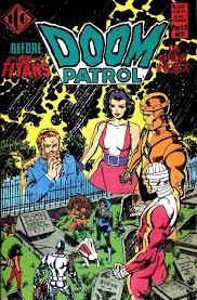 31 doom patrol images doom patrol comic books