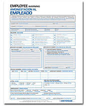 employee evaluation forms u0026 employee performance review forms