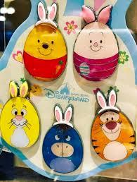 winnie the pooh easter eggs hong kong disneyland easter 2017 pins disney pins