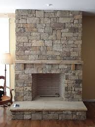 Stone Fireplace Mantel Shelf Designs by Best 25 Stone Fireplaces Ideas On Pinterest Fireplace Mantle