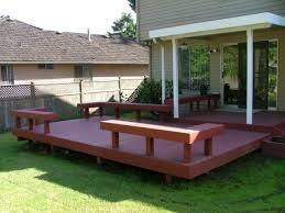 Backyard Deck Ideas Entrancing Inground Hot Tub As Different Decor Ideas Bathroom A
