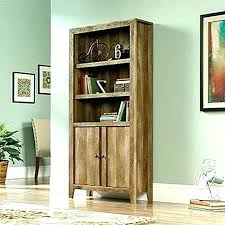 Sauder White Bookcase Sauder White Bookcase Bookcases White Bookcase With Doors Sauder 3