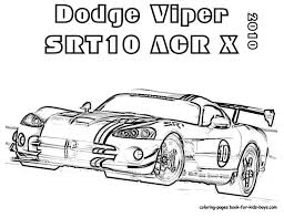 dodge coloring pages funycoloring