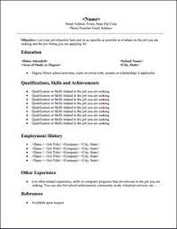 Job Resumes Samples by Don U0027t Let The Fancy Resumes Out There Intimidate You Our Bottom