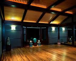contemporary meditation room decorating ideas with unique