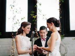 how to officiate a wedding asking a loved one to officiate your ceremony start here