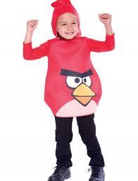 Bird Halloween Costume Toddler Red Grumpy Bird Costume Halloween Costumes
