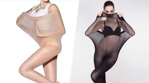 website criticized advertisements for plus size tights