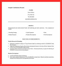 combination resumes examples efficiencyexperts us