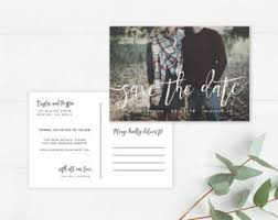 save the date postcard https www etsy c weddings invitations and pa